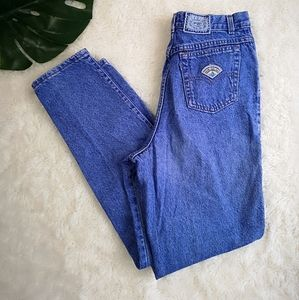 Levi's rare native blue denim